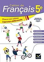 Cahier de francais 5e