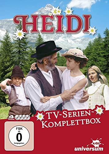 Heidi - TV-Serien Komplettbox [4 DVDs]