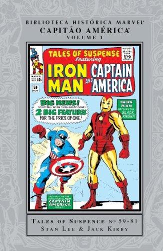 Biblioteca Historica Marvel. Capitao America - Volume 1