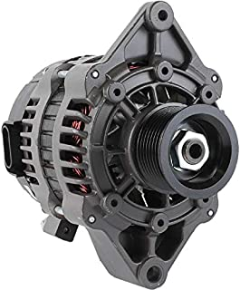 DB Electrical ADR0421 Alternator Compatible With/Replacement For Case Skid Steer 430 435 440 445 450 465, Track Loader 420...