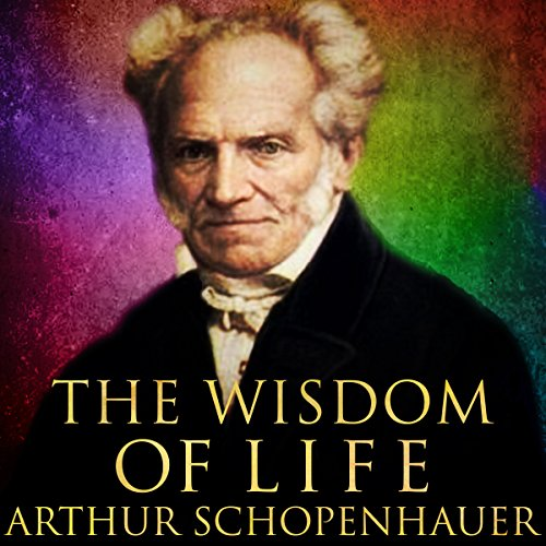 The Wisdom of Life audiobook cover art