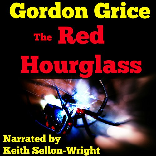 The Red Hourglass: Lives of the Predators audiobook cover art