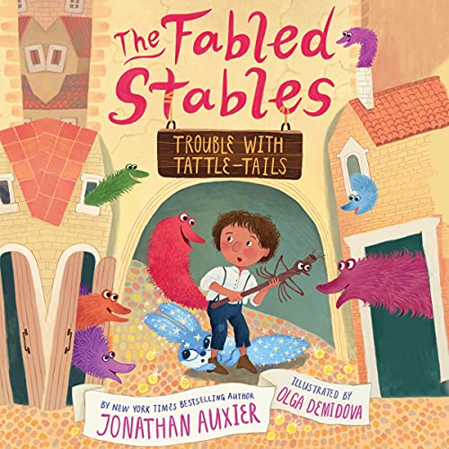 Trouble with Tattle-Tails cover art