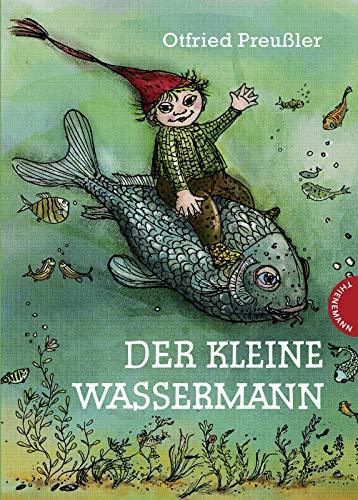 Der kleine Wassermann, (4-farbig koloriert): kolorierte Ausgabe