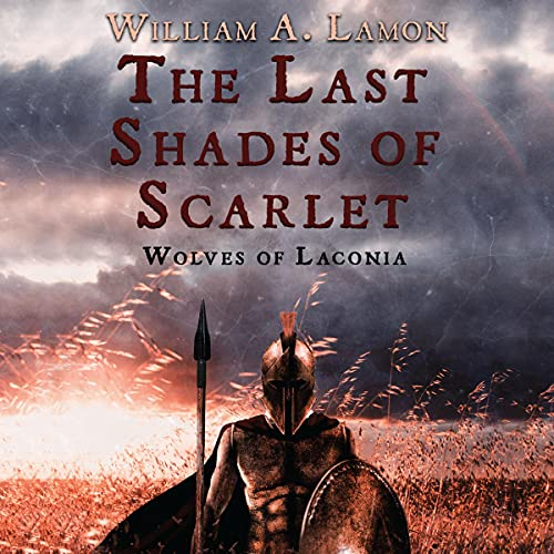 The Last Shades of Scarlet Audiobook By William A. Lamon cover art