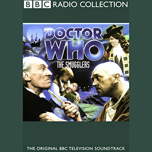 Doctor Who: The Smugglers audiobook cover art