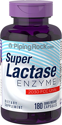 Lactase Enzyme Dairy Digest 180 Capsules