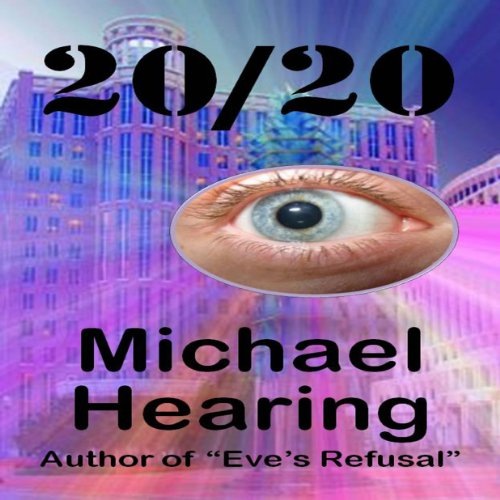 20/20 audiobook cover art