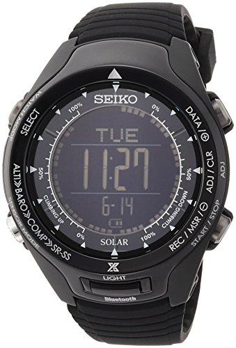 [セイコーウォッチ] 腕時計 プロスペックス ALPINIST Bluetooth通信機能 ソーラー ハードレックス SBEL005