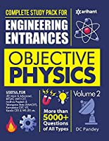 Objective Physics Vol 2 for Engineering Entrances 2022
