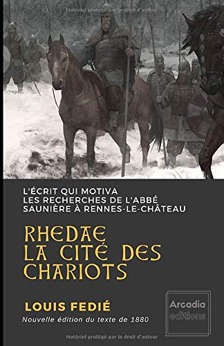 RHEDAE LA CITÉ DES CHARIOTS