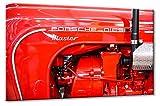 Fine-Art-Manufaktur Porsche Diesel Traktor Master Rot