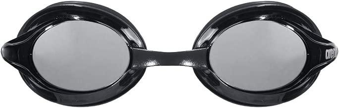 Arena Drive 3Swimming Goggles, Unisex Adult, Black (Black/Smoke), One Size