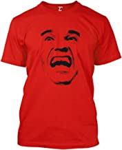 Arnold Face - Movie Star Funny Scream Men's T-Shirt