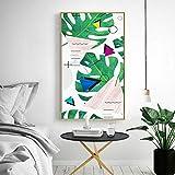 ganlanshu Kleine frische dekorative Malerei Moderne minimalistische Wohnzimmer Sofa Hintergrund...