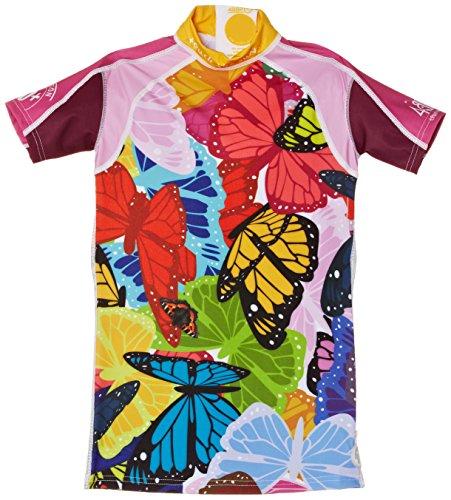 4BB2 Kinder Shirt Butterfly, Mehrfarbig, 18 Monate