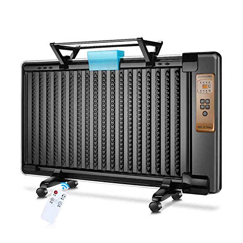 Great Deal! Electric heater Electric Heater 1800W 3 Power Setting Constant Temperature Overheating P...