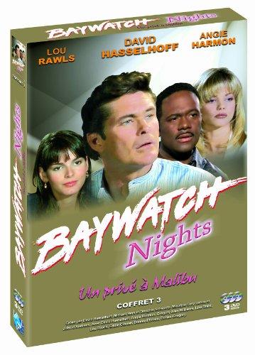 Baywatch Nights : Un privé à Malibu - Coffret 3 [Francia] [DVD]