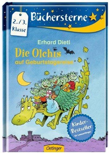Die Olchis auf Geburtstagsreise von Erhard Dietl (18. Dezember 2013) Gebundene Ausgabe