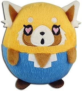 Aggretsuko Retsuko Love Plush 4.5''