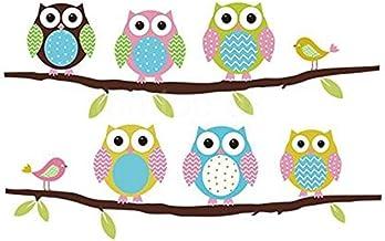 Amazon Com Owl Wall Decorations