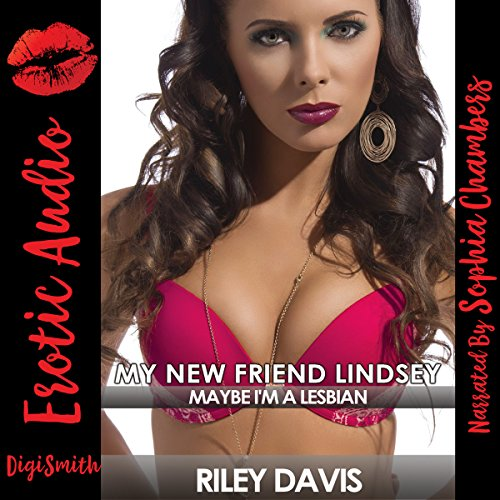 My New Friend Lindsey audiobook cover art