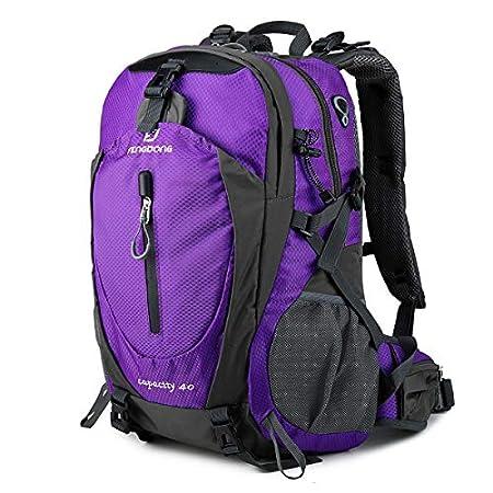 FENGDONG Waterproof Lightweight Backpack