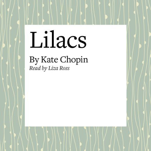 Lilacs audiobook cover art