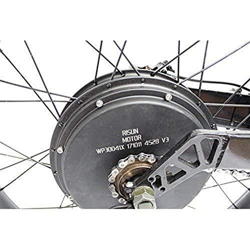 E-MTB LPsweet 72V 3000WFC-1 E-Mountainbike Bild 4*