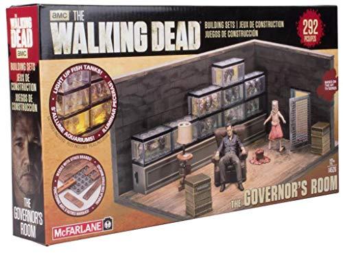 La réplique de la chambre du gouverneur pour fan de The Walking Dead