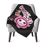 XCNGG Mantas para bebés edredones para bebésTsukishima Kei #11 ÔÂuÍw Baby Blanket Super Soft Printed Blanket Receiving Blanket for Boys Girls, Stroller, Crib, Newborns, Receiving