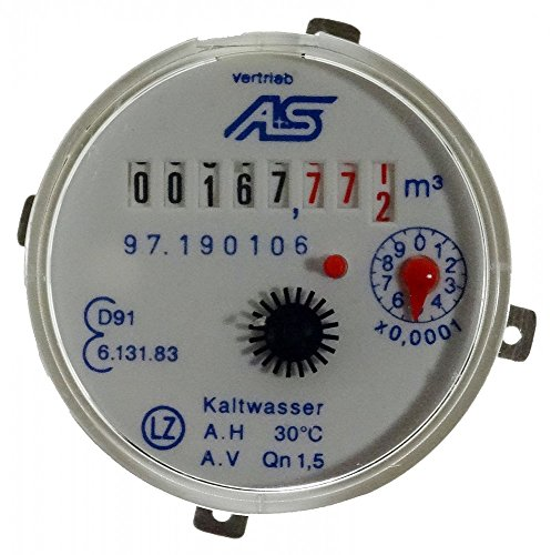 Unbekannt Wasserzähler Koax KW QN1,5 30° ID175