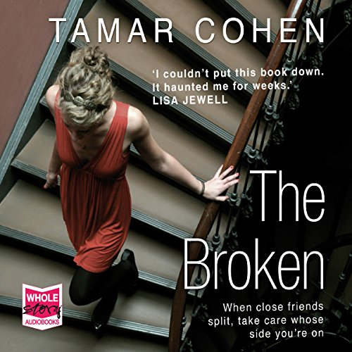 Couverture de The Broken