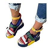 Chaussures décontractées à Bout Ouvert pour Femmes