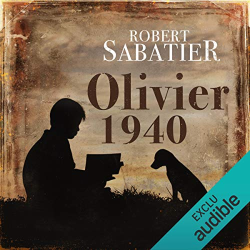 Olivier 1940 audiobook cover art