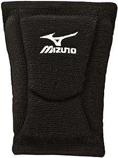 Mizuno mzo Curseur Coulissant Knee Pad-Pour Droit Ou Gauche-Jeunesse Taille-Noir