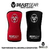 Zoom IMG-2 beast gear ginocchiere in neoprene