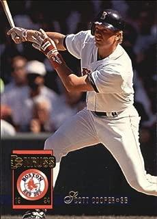 1994 Donruss #417 Scott Cooper MLB Baseball Trading Card