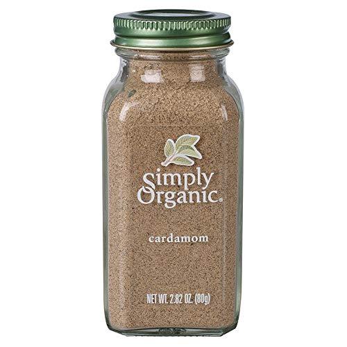 Simply Organic Cardamom