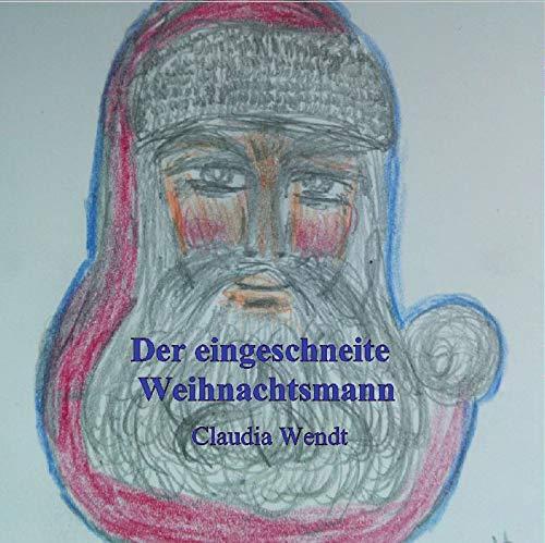 Der eingeschneite Weihnachtsmann