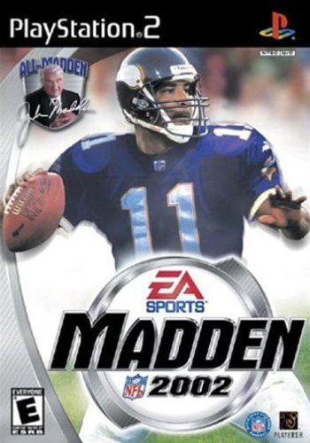 Madden NFL 2002 (PS2) by Electronic Arts