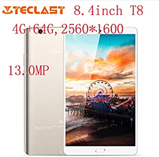 Teclast Master T8 8.4インチタブレットPC Android 7.0 MTK8176 Hexa Core 1.7GHz 4GB RAM 64GB ROM指紋デュアルWIFI 13.0MPゲームPC