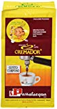 Cremador - Miscela di Caffè, Tostato e Macinato - 4 Confezioni da 250 g [1Kg]