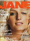 Jane Magazine Ashlee Simpson April 2006 Issue