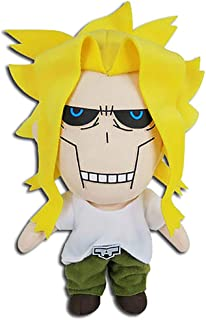 Great Eastern Entertainment My Hero Academia All Might True Form Plush Toy, 8