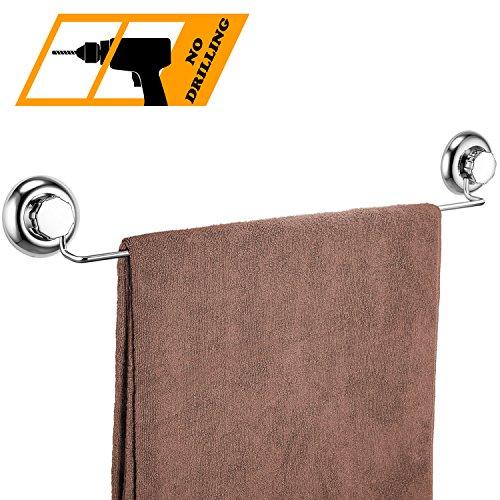 MaxHold Saugschraube Einzel-Handtuchstange 18