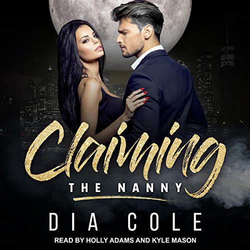 Claiming the Nanny audiobook cover art