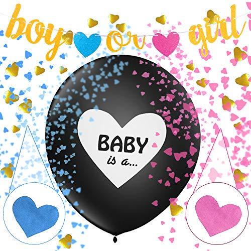 Sunshine smile Baby Shower Party,Niño o Niña Globo,Gender Reveal Decoration,Niño o Niña Sorpresa,Boy or Girl Baby Shower,Boy or Girl Party (2)