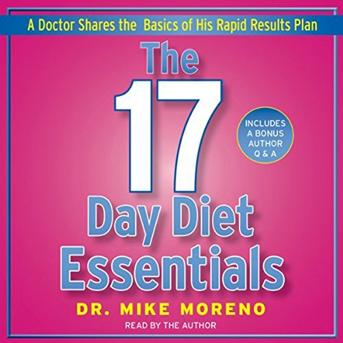 The 17 Day Diet Essentials audiobook cover art