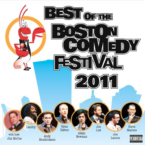 Best of the Boston Comedy Festival 2011 audiobook cover art